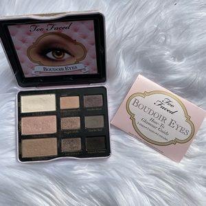 Too Faced | Boudoir Eyes Eyeshadow Palette